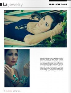 LA Centric Magazine oct 12